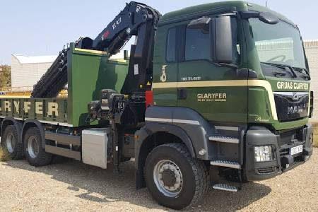 Grúas y Transportes Claryfer S.L