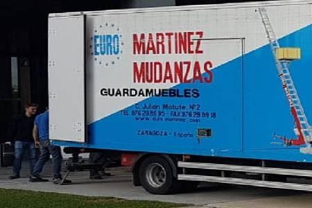 Mudanzas Euro Martinez